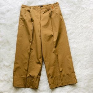 WHO WHAT WEAR Culottes Gaucho Pants Sz 16